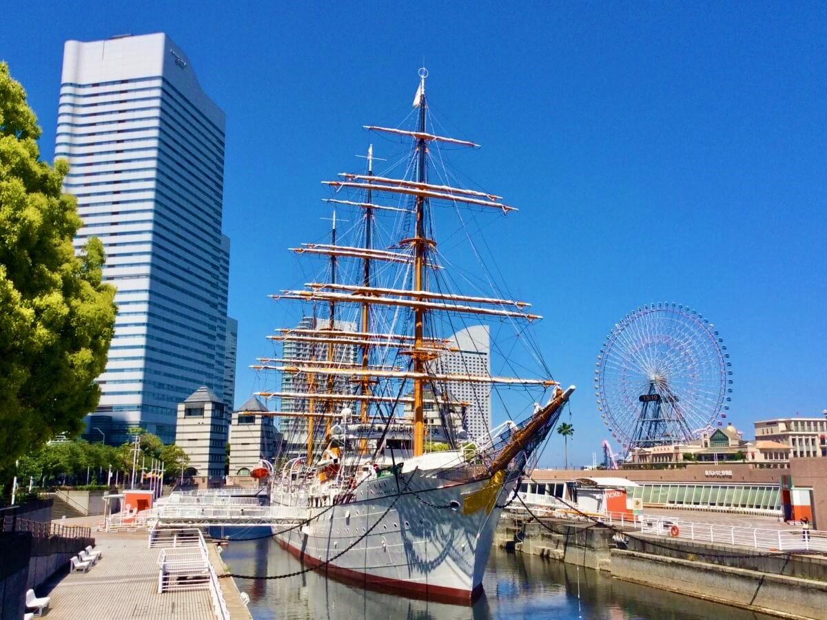 日本丸メモリアルパーク(旧横浜船渠第1号ドック) | AVA Travel(アバ ...